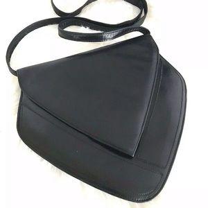 Vintage Charles Jourdan Crossbody Bag Purse BB1